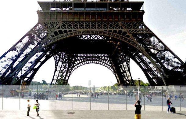 7 milyon turist ağırlayan Eyfel Kulesi camla çevriliyor