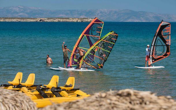 Paros Chrissi Akti Plajı