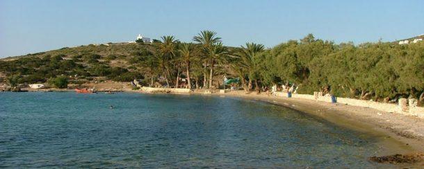 Paros Agia Irini Plajı