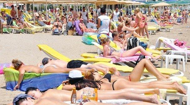2018'in ilk 9 ayında Türk turizmine Ruslar damga vurdu!