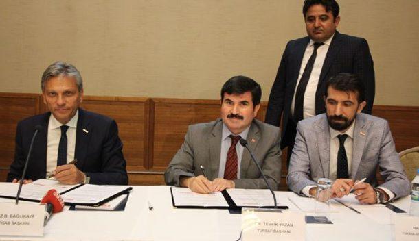 Sağlık Turizmi'nde önemli adım... TÜRSAB ve TURSAF protokol imzaladı!