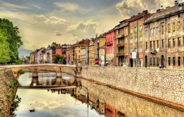 Türk turistlerin akınına uğrayan şehir: Saraybosna
