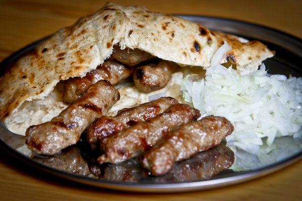 Saraybosna Başxçarşı'da Cevabi yemeden dönmeyin