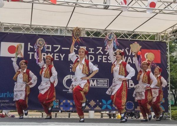 Festivali 20 bine yakın Japon ziyaret etti