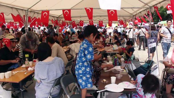 Türk mutfağı Japonlara Türk Gıda Ürünleri Festivali ile tanıtıldı!