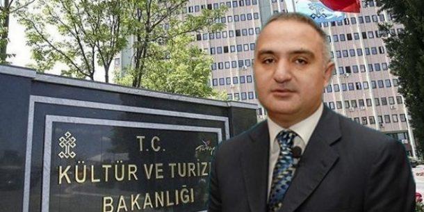 Numan Kurtulmuş gitti, yeni Kültür ve Turizm Bakanı Mehmet Ersoy oldu