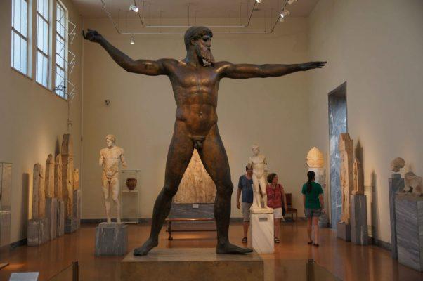 Yunanistan müzelerde e-bilet uygulamasına geçti!