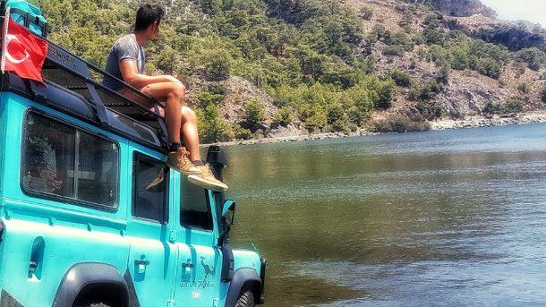 Profesyonel turist Efe Tanay
