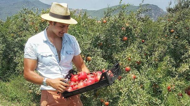 30 bin lira maaşlı profesyonel turist Ortaca'da mesaide!