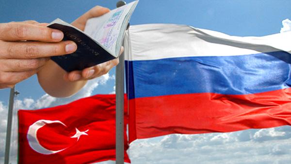 Rusya iş adamları ve resmi pasaportlara vize muafiyeti getiriyor!