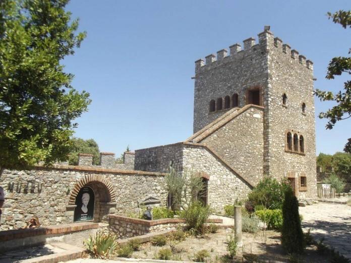 Arnavutluk Sarande Butrint Antik Kenti