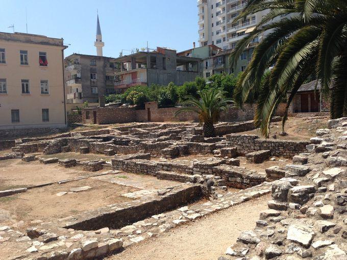 Arnavutluk Sarande Sinagog Kompleksi
