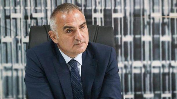 Kültür ve Turizm Bakanı Ersoy : İzmir'e gelen turist sayısını ikiye katlayacağız!