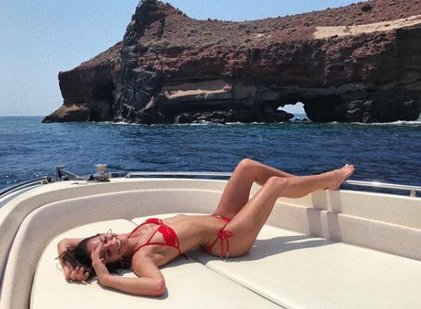 Santorini Santorini aşıkların gözdesi.