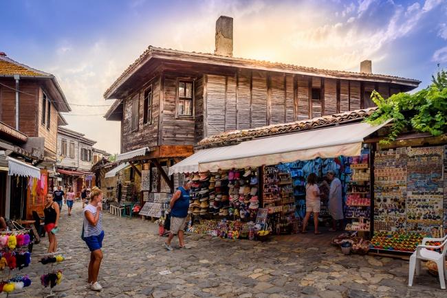 Bulgaristan Burgas şehrinin gezilecek yerleri