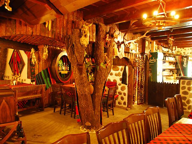 Burgas'ın ünlü restoranı Mehana Bansko
