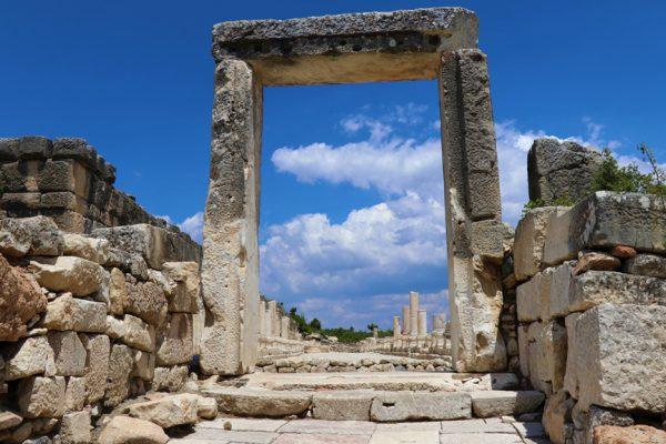 Burdur Kibyra Antik Kenti