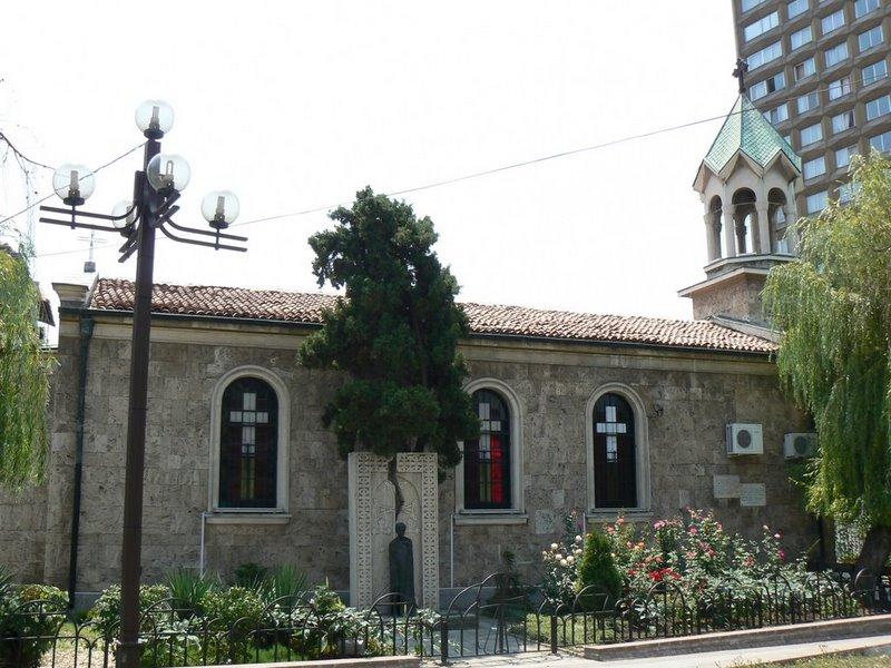 Burgas Kutsal Haç Ermeni Kilisesi