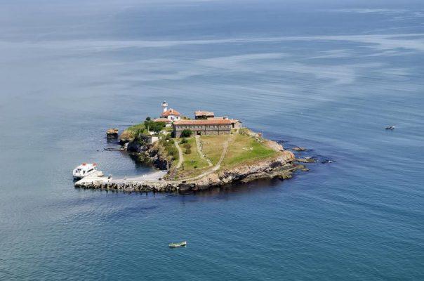 Burgas St. Anastasia Adası