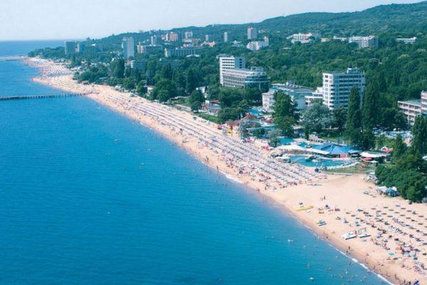 Bulgaristan'ın Bodrum'u: Sunny Beach