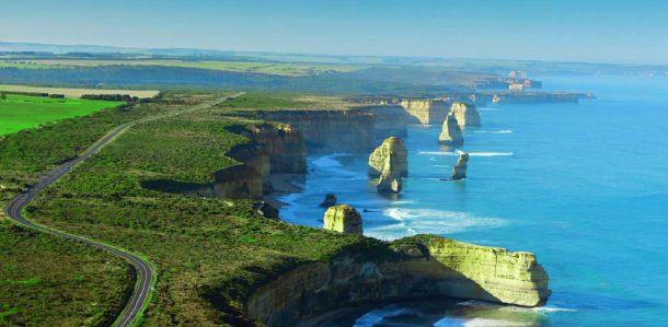 Büyük Okyanus Yolu, Avustralya: 290 kilometre