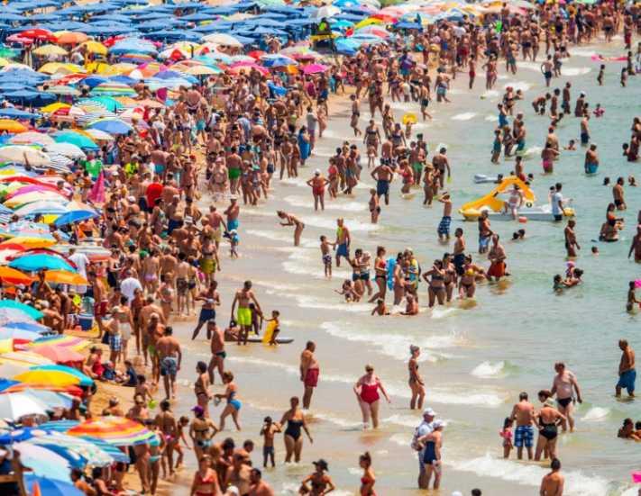Canlanan Türk turizmi İspanya'yı olumsuz etkiledi!