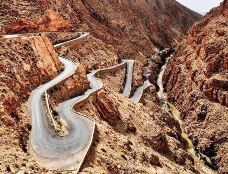 Ceuta - Marakeş 2,570 kilometre