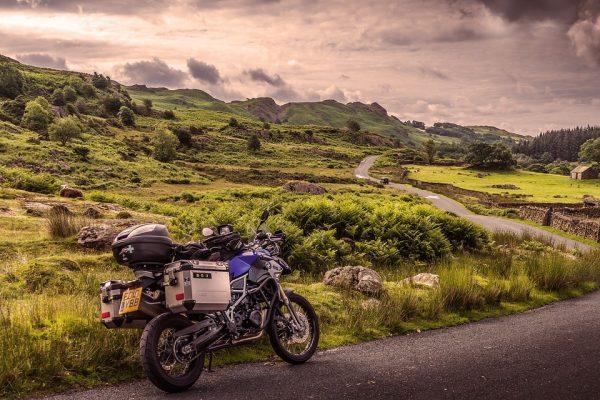 Dales ve Moorsy - İngiltere 440 kilometre