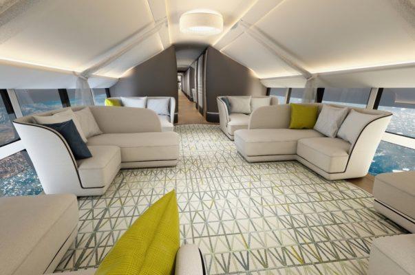 Airlander ile 5000 metreden manzarayı seyredin
