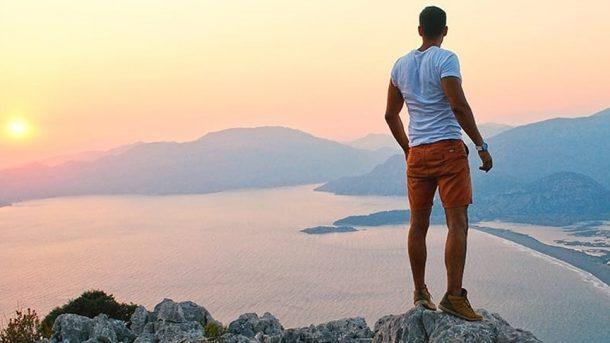 Profesyonel turist Efe Tanay Ortaca