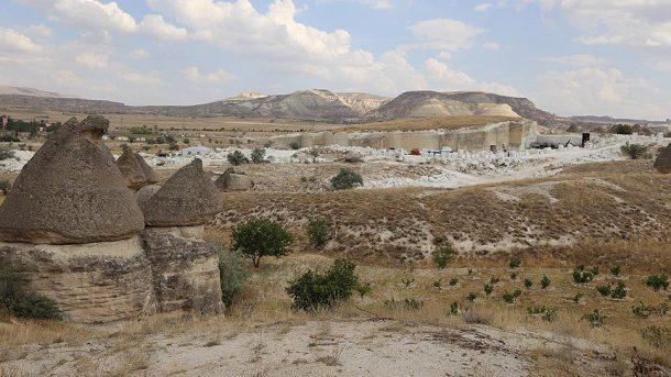 Kapadokya'ya dünyanın ilk doğal yer altı müzesi yapılıyor!