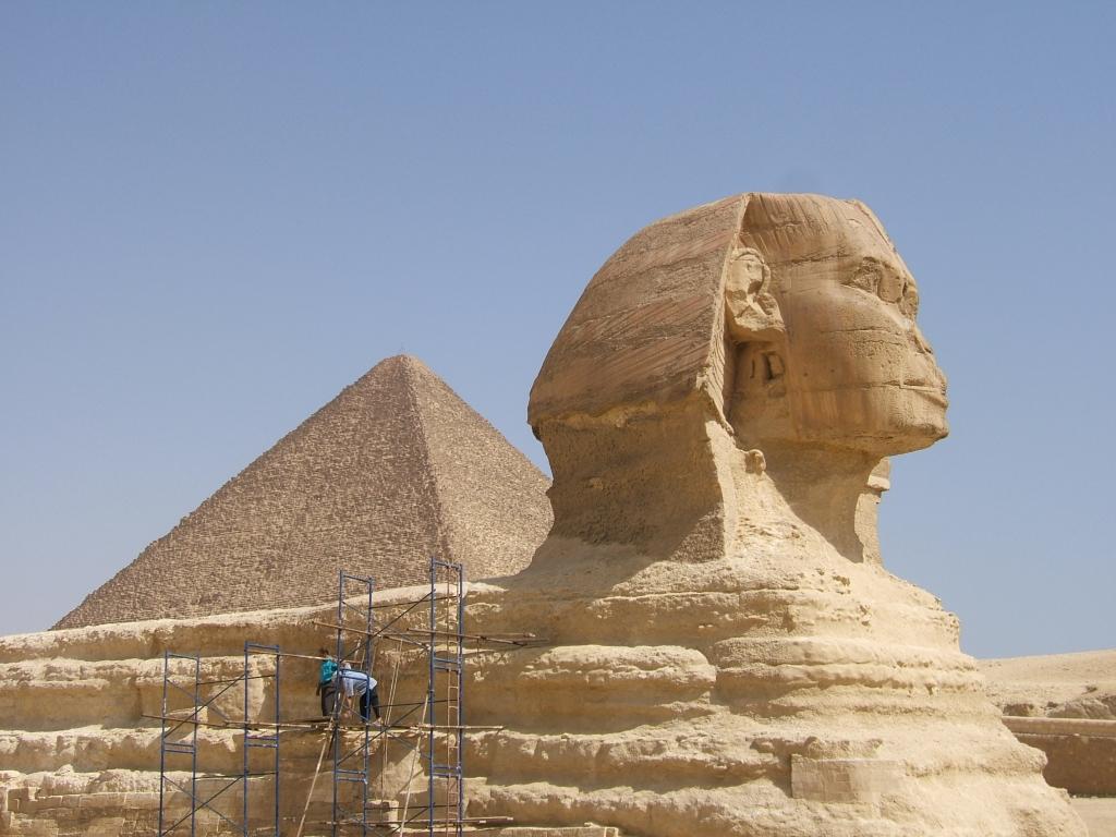 Müthiş keşif: Mısır'daki piramitler enerji topluyor!