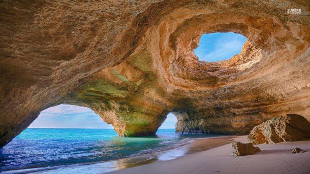 Portekiz'in en çok turist çeken yeri: Algarve