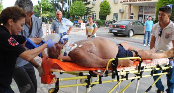 Ruslar turistler en çok Türkiye'de hastalanıyor!