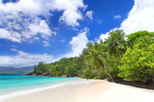 Anse Intendance plajı Seyşeller'in en güzelleri arasında
