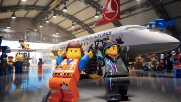 THY'nin LEGO'lu uçak içi emniyet filmi yayınlandı!