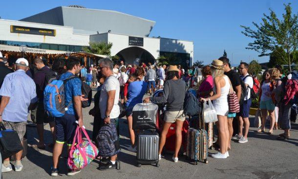 Türk turistler Kurban Bayramı'nda Yunan Adaları'nı tercih ediyor!