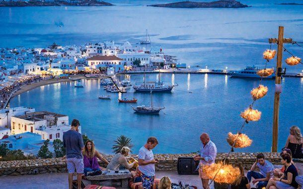 Türk turistlerin tercihi Mykonos
