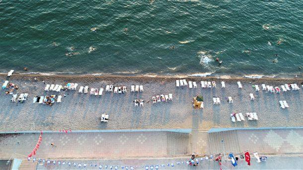 Türkiye Mavi Bayraklı Plajları ile Avrupa üçüncüsü oldu