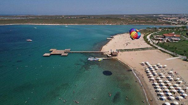 Türkiye 459 mavi bayraklı plajı ile  Avrupa'da 3. sırada