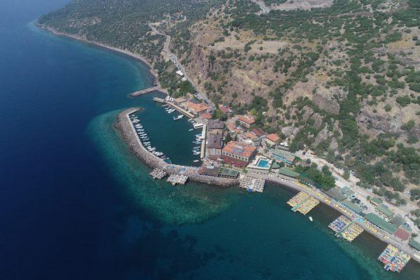 Adalar dahil 8 bin 333 kilometre kıyı şeridine sahip Türkiye