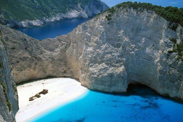 Türklerin de akın ettiği Yunan Adaları