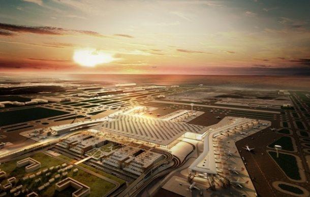 Yeni Havalimanı'nın taşıma ihalesi Altur-Havaş-Free Konsorsiyumu'nun!