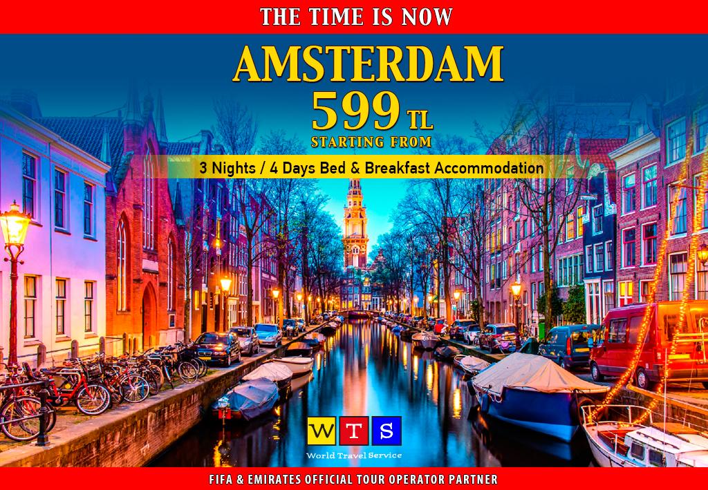 WTS, Fransız vatandaşları için Amsterdam, Varadero, Havana, Londra, İstanbul, Samui ve Bali reklamlarını yayınlamaya başladı