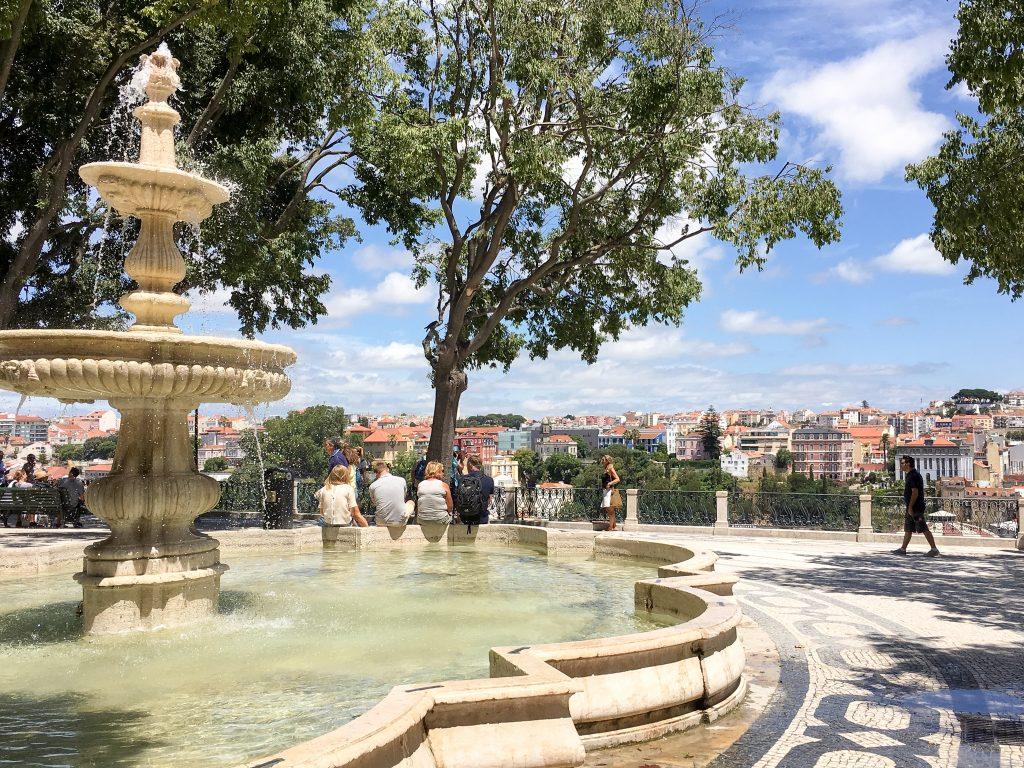 Dünyanın En Havalı 50 Semti Principe Real Lizbon