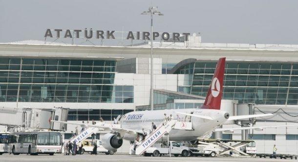 Avrupa'daki 8 milyon 400 bin uçuşun % 6,2'sini İstanbul'dan yapıldı!
