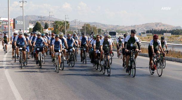 Bisikletçiler pedallarını UNESCO mirasları için çevirecek!