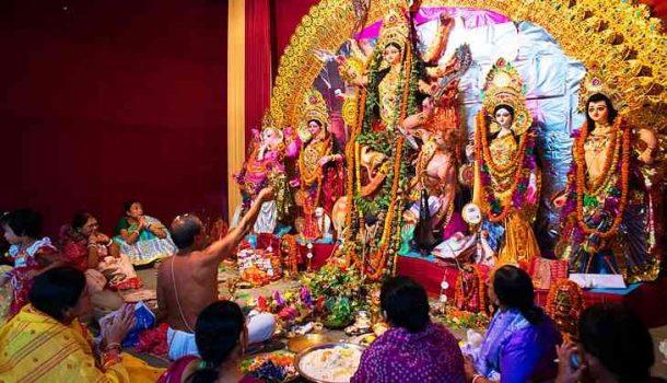 Durga Puja, bu yıl 15-19 Ekim arasında kutlanacak