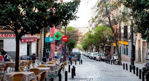 Dünyanın En Havalı 50 Semti Embajadores Madrid