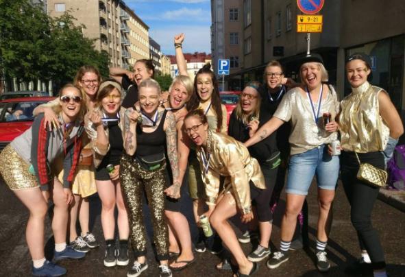 En mutlu ülke Finlandiya